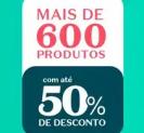 Grande promoção O Boticário até 50% OFF