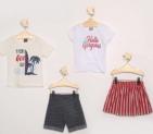 Moda Infantil com ótimos Descontos na C&A