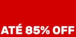 Até 85% OFF Centauro, Aproveite!