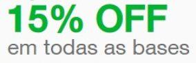 Cupom de desconto Clinique 15% OFF