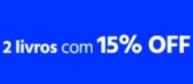 Cupom de desconto Submarino 15% OFF