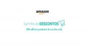 Carrinho de Descontos Amazon