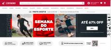 A Centauro é confiável para compras de itens esportivos online?