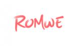 Frete Grátis Romwe