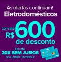 Carrefour até R$600 OFF