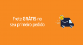 Frete Grátis Amazon no primeiro pedido
