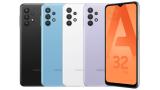 Confirmado: o Samsung Galaxy A32 será lançado na Índia