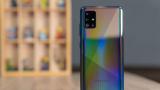 A Samsung está lançando a atualização One UI 3.1 para o Galaxy A51