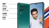 Galaxy F62 com super bateria é estratégico para Samsung