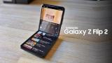 O que se sabe sobre o possível lançamento do Galaxy Z Flip 2
