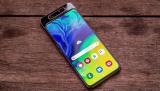 O Galaxy A82 supostamente terá câmera de 64 MP fornecida pela Sony