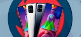 """Galaxy M62 será lançado como """"irmão gêmeo"""" do F62"""