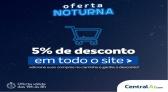Oferta Noturna Central Ar: 5% de Desconto em todo o Site