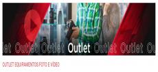 Outlet eMania em Equipamentos de Foto e Vídeo