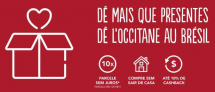 Categoria de Presentes L´Occitane au Brésil