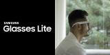 """Vídeos conceituais da Samsung vazam """"Óculos Lite"""""""