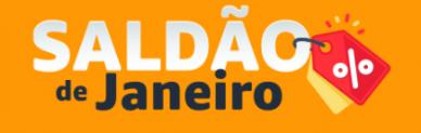 Saldão de Janeiro Amazon com até 75% OFF