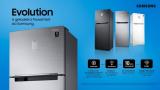 A empresa sul-coreana lança sua nova geladeira, a Samsung Evolution