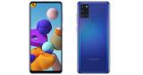 Galaxy A22 5G será lançado na Europa, com opções de cores confirmadas