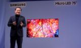A linha de TV Samsung 2021 é oficial e traz microLED